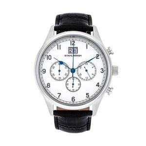 Pánske hodinky Bergviken II Black/White