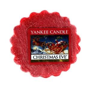 Vonný vosk do aromalampy Yankee Candle Štedrý Večer, doba trvania vône až 8 hodín