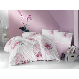 Obliečky Pink Star, 160x220 cm