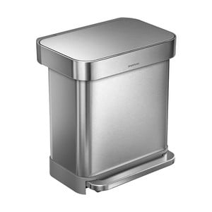 Odpadkový kôš simplehuman 30 l, oceľ