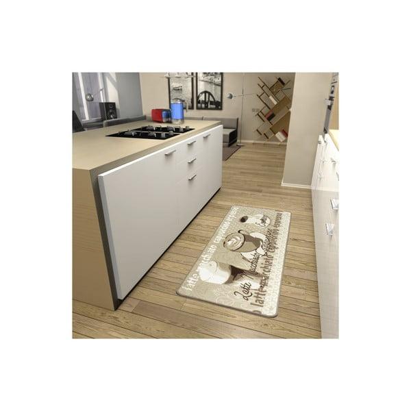 Kuchynský koberec Latte, 80x200 cm