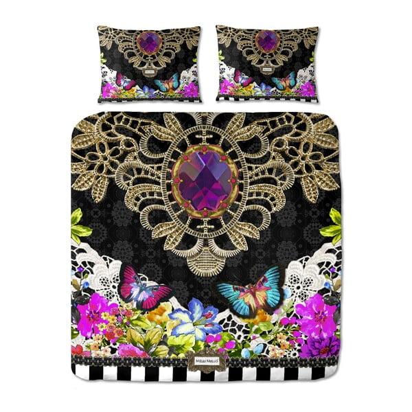 Obliečky na dvojlôžko Melli Mello Chelaine, 200 x 200 cm