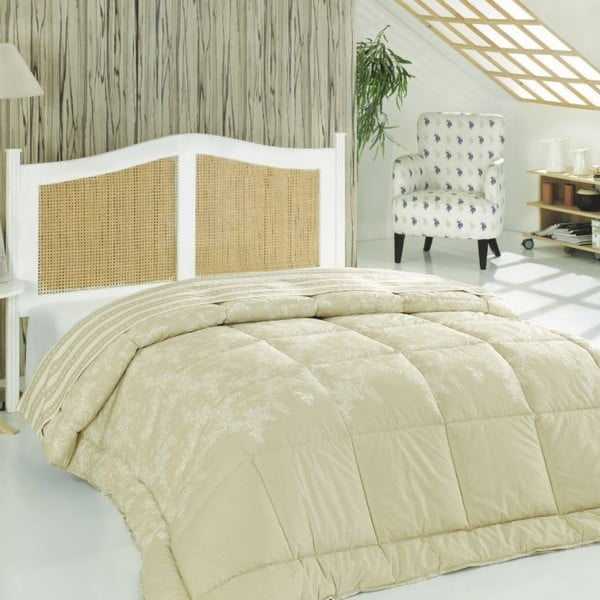 Sada prikrývky cez posteľ a plachty US Polo NY, 195x215 cm