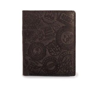 Kožená peňaženka Lois Mark, 10,5x8,5 cm