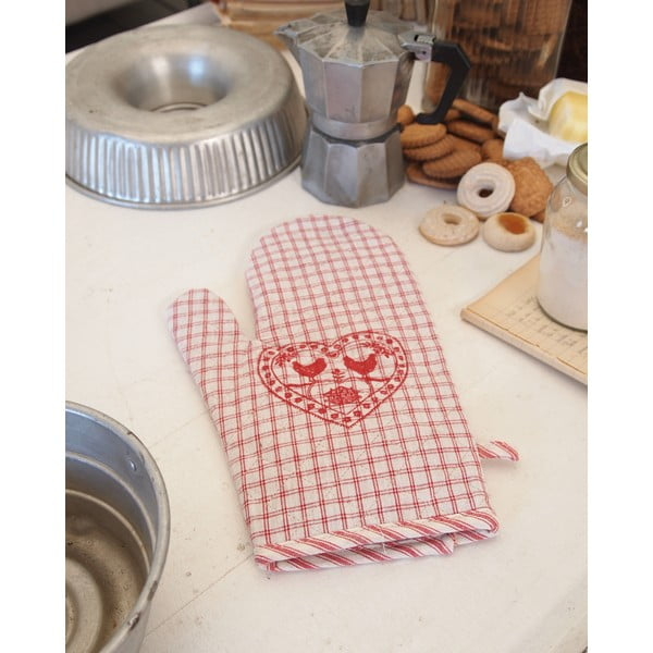 Kuchynská chňapka Hearts