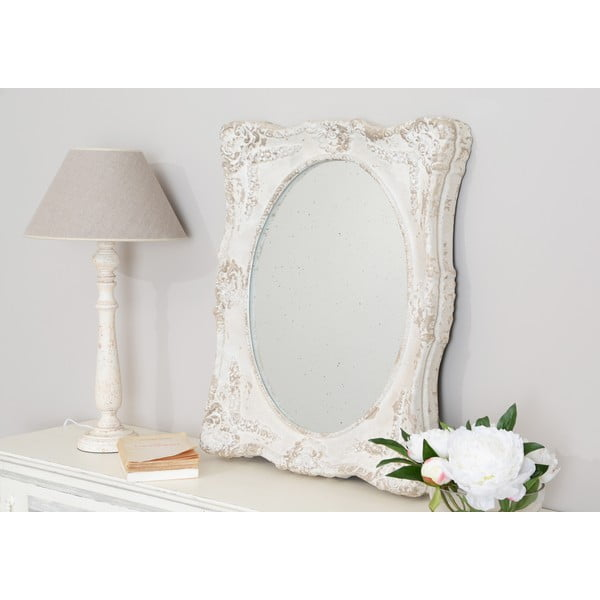 Zrkadlo Ornament, 58x71 cm