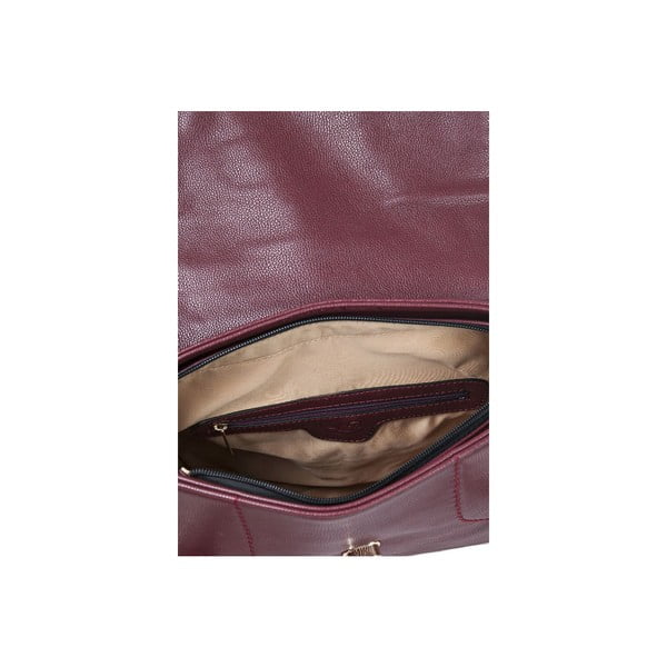 Kabelka Donnatello Bordeaux Flap