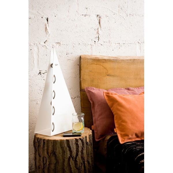 Vankúš Gie El 43x43 cm, oranžový