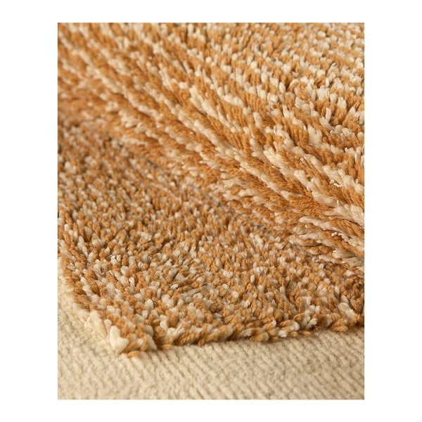 Vlnený koberec Dama 610 Naranja, 60x120 cm