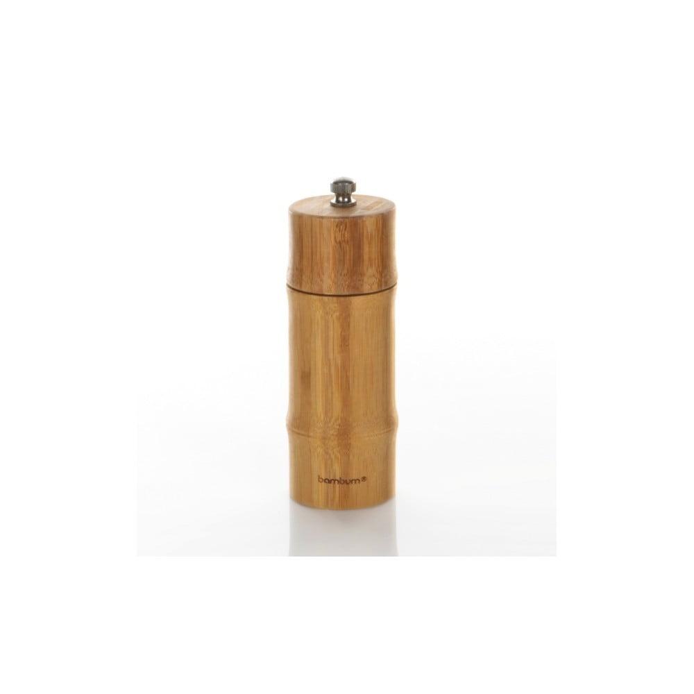 Mlynček na soľ a korenie Bambum Madras, 14 cm