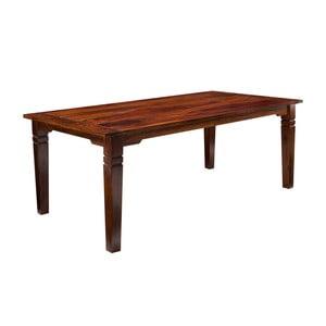 Jedálenský stôl z dreva Sheesham Knuds India, 180 x 90 cm