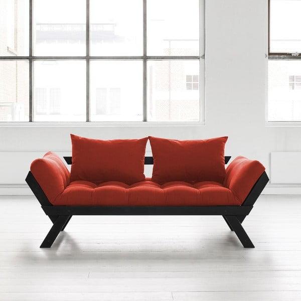 Pohovka Karup Bebop Black/Red