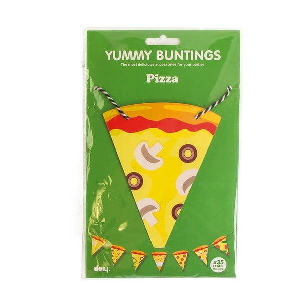 Dekorácie Yummy Pizza