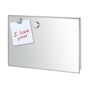 Skrinka na kľúče s magnetickou doskou Wenko Home, 50 x 30 cm