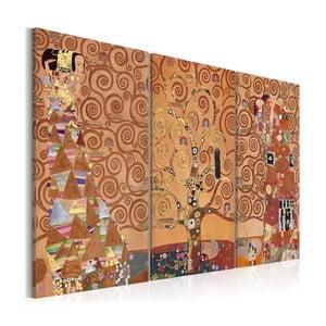 Viacdielny obraz na plátne Artgeist Tree Of Life, 120x80cm