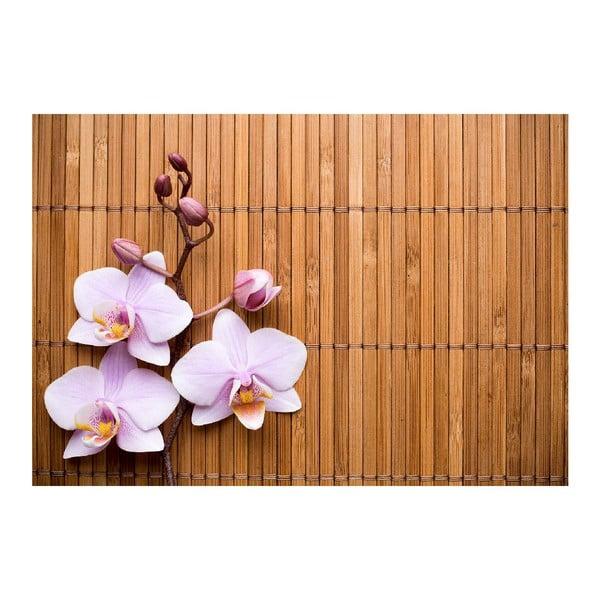 Vinylový koberec Orchid,52×75cm