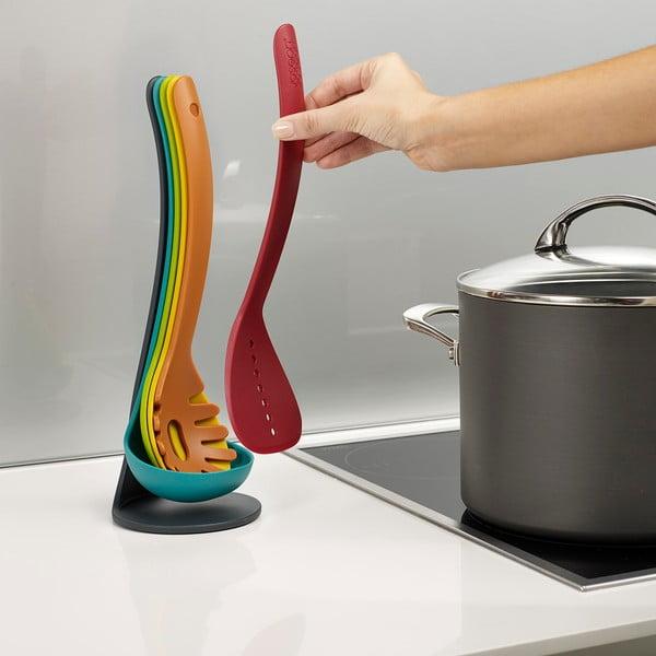 Sada 5 kuchynských nástrojov so stojanom Joseph Joseph Nest