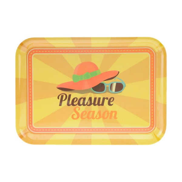3-dielna kempingová sada riadu Postershop Pleause Season