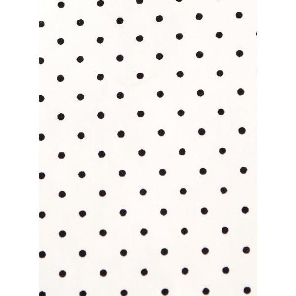 Detský vak na spanie Black Polka Dot, vhodné i na teplé dni
