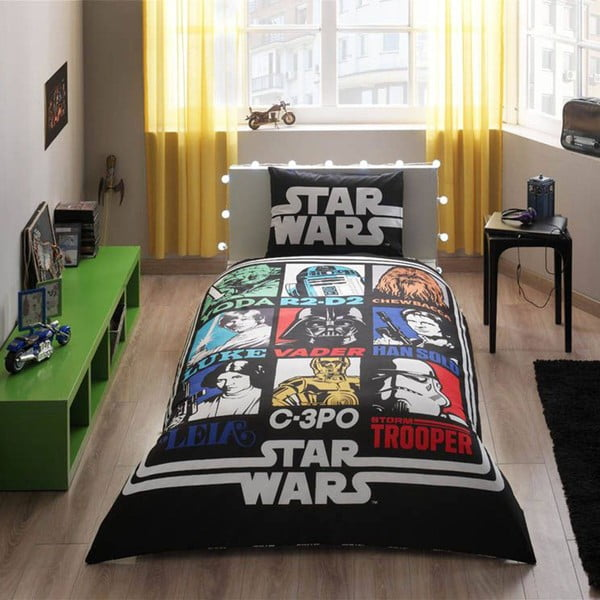 Detské obliečky Star Wars, 160x200 cm