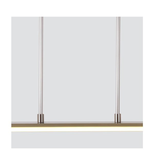 Závesná lampa Led-design