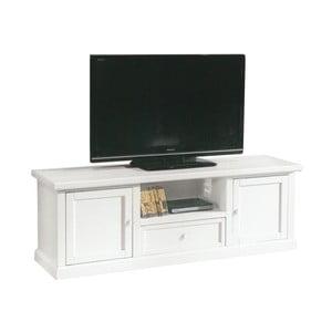 Televízny stolík Castagnetti Divertimento, biely