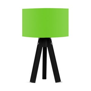 Stolová lampa so zeleným tienidlom Kate Louise Blackie