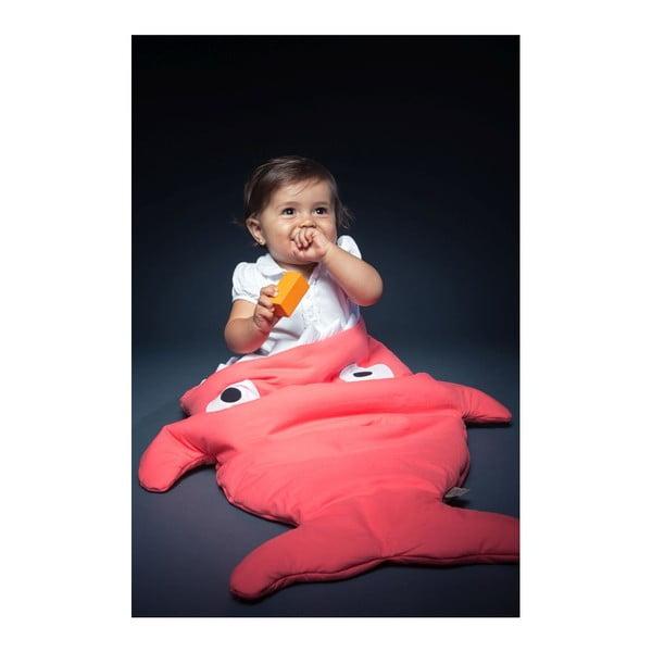 Detský spací vak Pink Fish