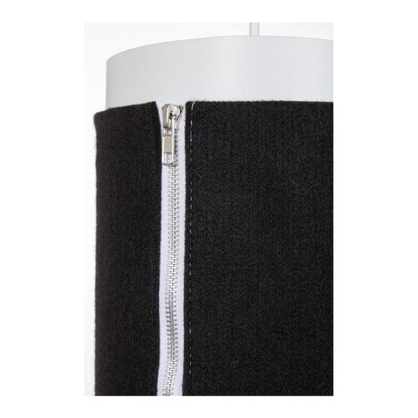 Závesné svietidlo Zip Star Medium, čierne