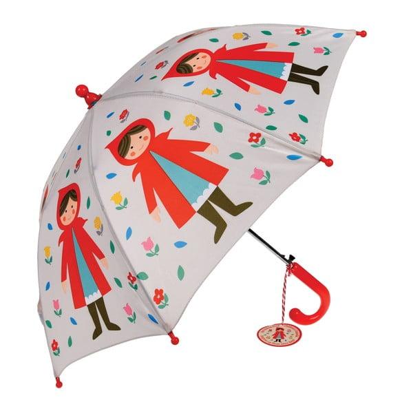 Detský dáždnik s motívom Červenej Čiapočky Rex London Red Riding Hood