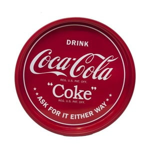 Podnos Novita Cola, ⌀ 33,5 cm