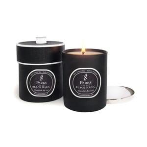 Sviečka s vôňou magnólie a bobkového listu Parks Candles London Magic, 50hodín horenia