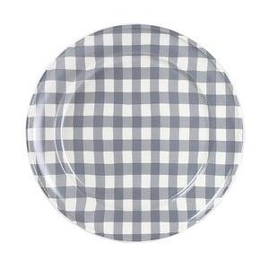 Keramický tanier Marikere Grey, 24 cm
