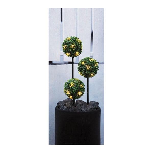 Set 3 dekorácií Stand Tree