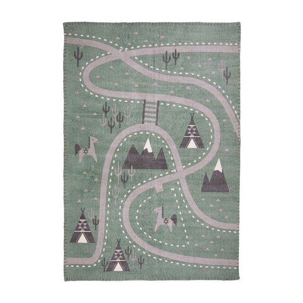 Detský koberec Nattiot Little Western, 100×140cm