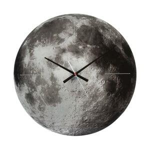 Hodiny Present Time Moon