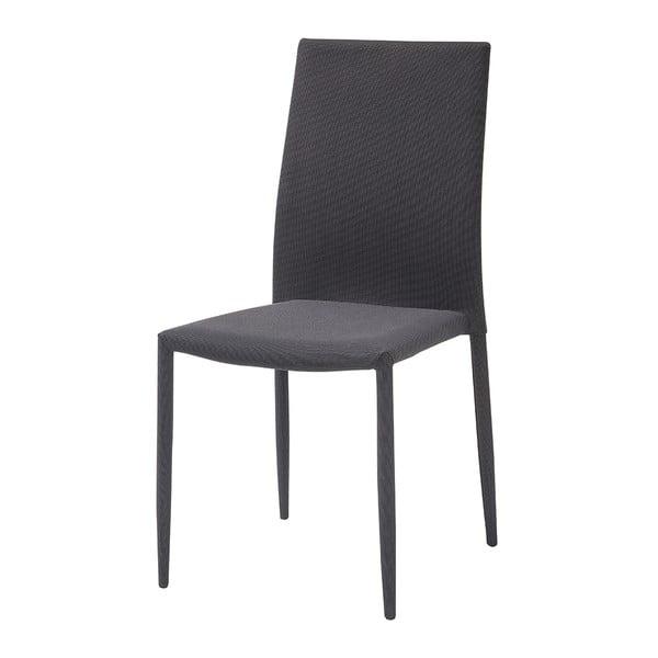Jedálenská stolička Dani, sivá