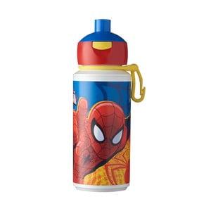 Detská fľaša na vodu Rosti Mepal Spiderman, 275 ml