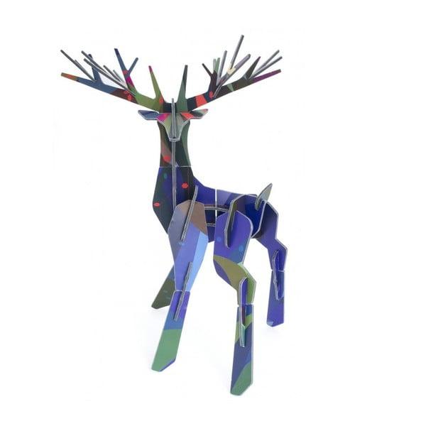 3D skladačka Totem Stag