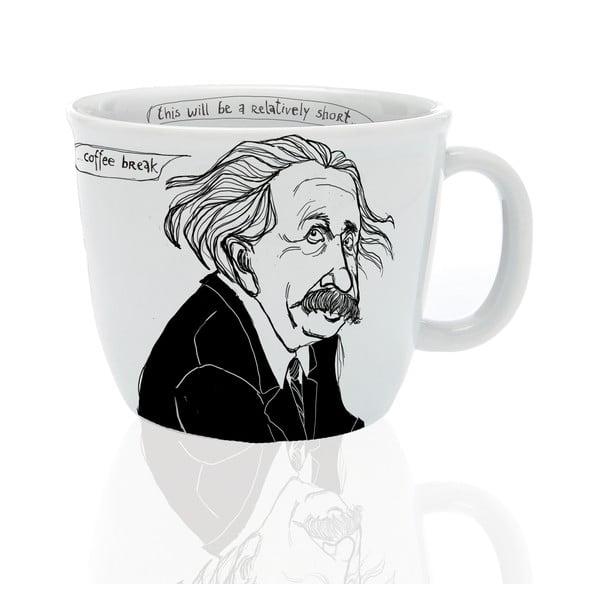 Hrnček Albert, ten matematik