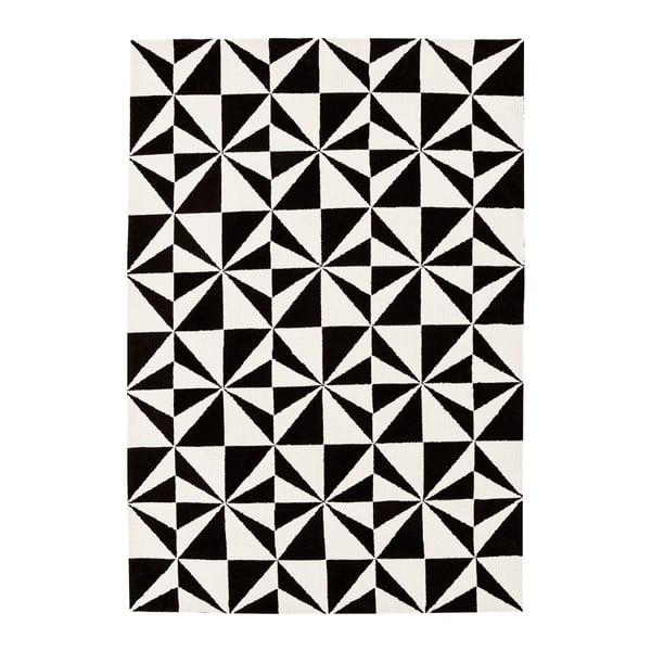 Koberec Asiatic Carpets Mosaic Rug Mono, 120x170 cm