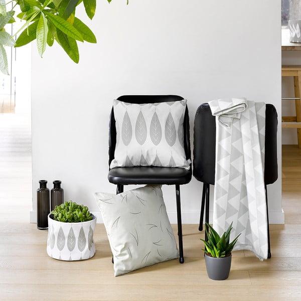 Sada 2 úložných košíkov Botanic Grey