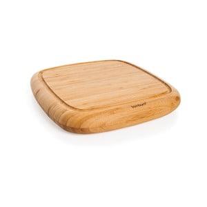 Bambusová krájacia doska Bambum Forza, 30 × 30 cm