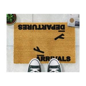Rohožka Artsy Doormats Arrivals and Departures, 40x60cm
