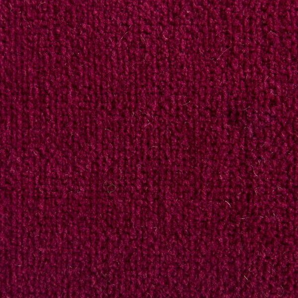 Cyklamenovoružový sedací vankúšik s masážnymi loptičkami Linda Vrňáková Bloom, Ø75cm