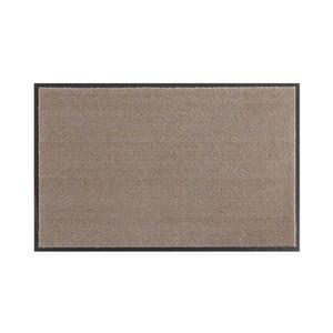 Sivobéžová rohožka Hansa Home Soft and Clean, 75 x 50 cm