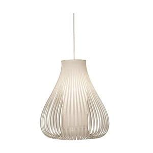 Biele závesné svietidlo Scan Lamps Jolly