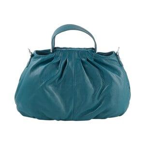 Kožená kabelka Andrea Cardone 934 Blue Green
