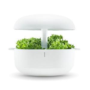 Domáca inteligentná biela záhradka Plantui 6 Smart Garden White