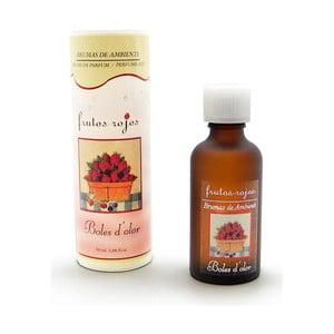 Esencie s vôňou červeného ovocia do elektrického difuzéru Aromabotanical, 50 ml